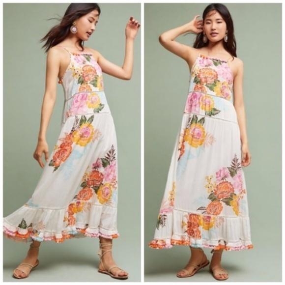 Anthropologie Dresses & Skirts - Farm Rio Havana Dress size large